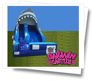Shark Escape Waterslide
