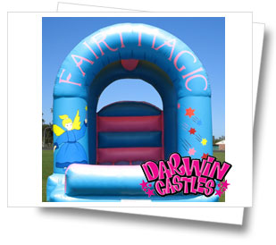 Mini Fairy Princess Jumping Castle