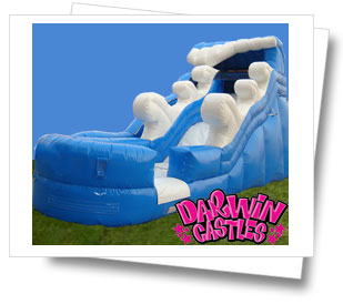 Riptide Jumping Castle