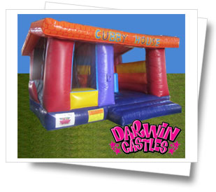 Cubby House Jumping Castle