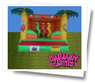 Wiggle and Giggle Jumping Castle