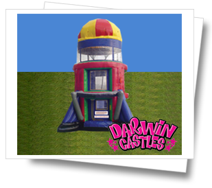 Airborne Adventure Jumping Castle