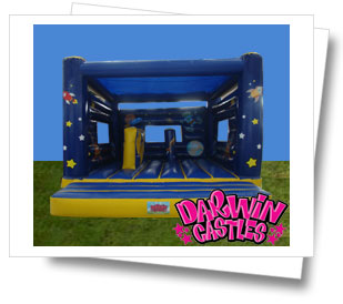 Space Jumping Castle