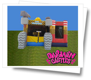 Big Builder Jumping Castle