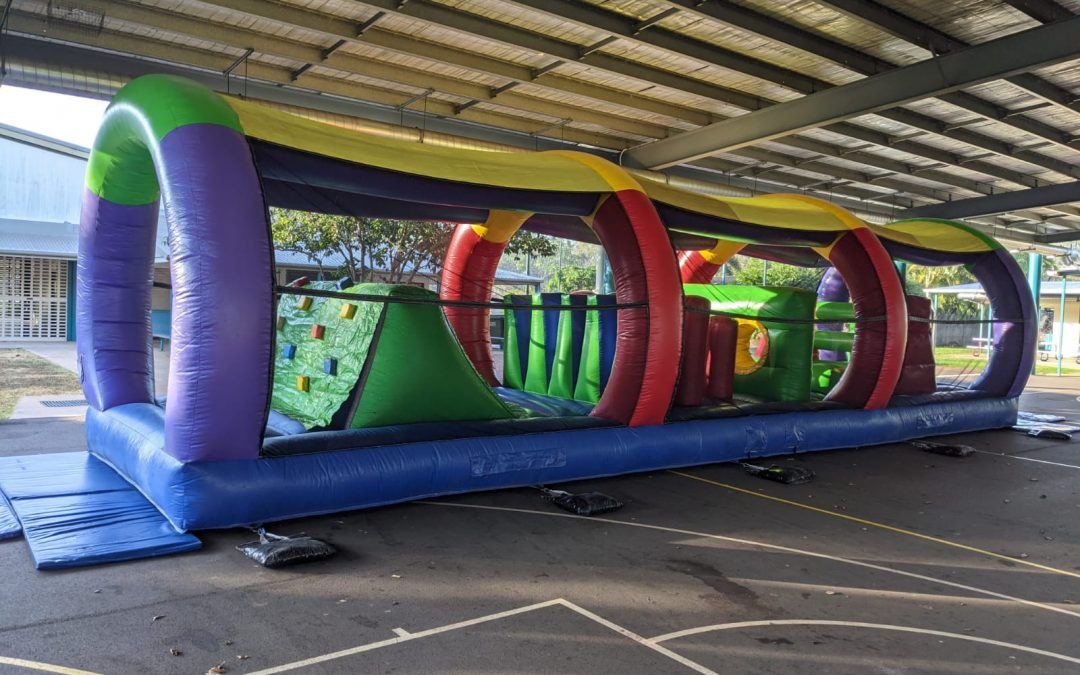12M Obstacle Course