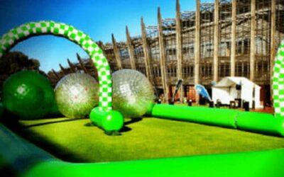 Zorb Balls Darwin