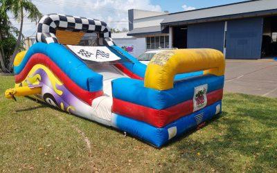 Speed Race Slide